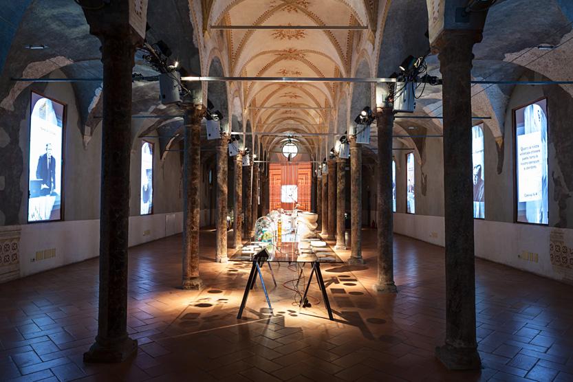 Inaugurata a milano la mostra isia design convivio i 60 - Mostra design milano ...